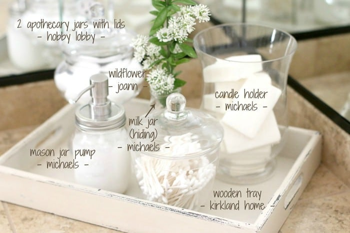 Ordinaire Super Easy French Farmhouse Bathroom Decor.
