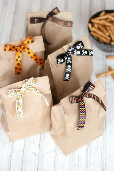 Crafty Little Treat Bags