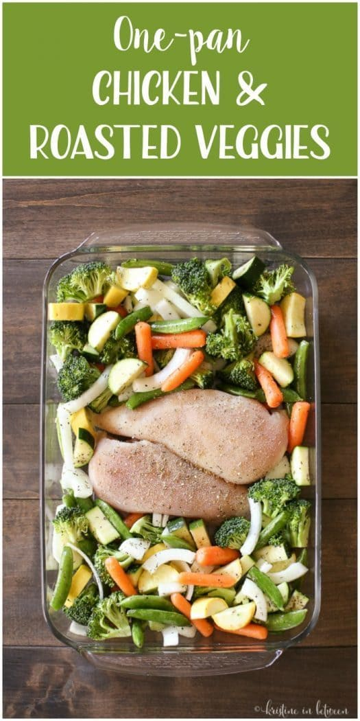 http://kristineinbetween.com/one-pan-chicken-with-roasted-veggies/