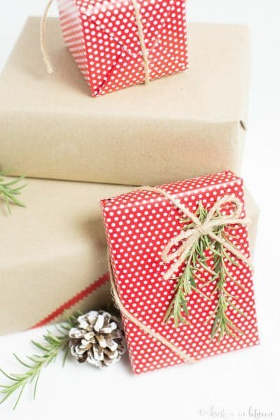 Gift Wrapping Tricks for People Who Hate Wrapping