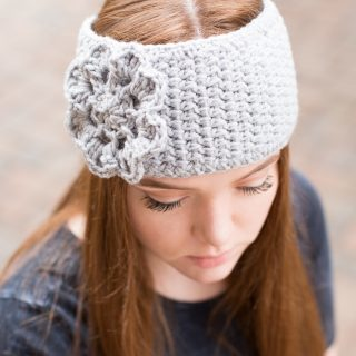 Easy Crochet Ear Warmer