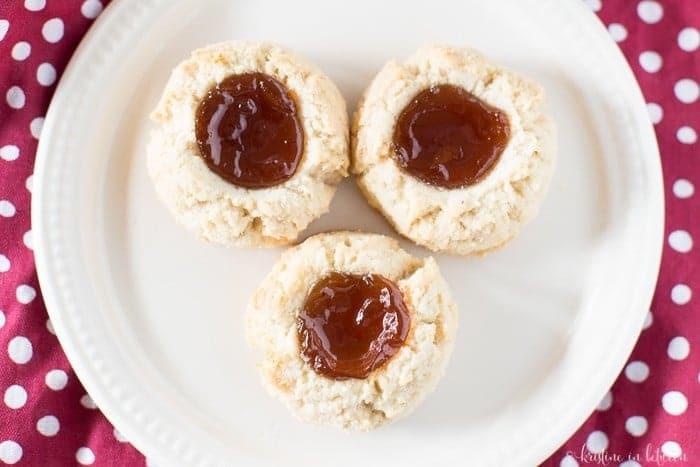 Almond Flour Shortbread Cookies Kristine In Between