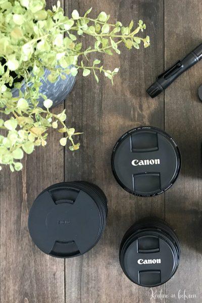 Let's Talk Camera Gear