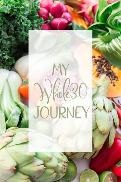 Kristine does Whole30. My experience on the Whole30 nutrition plan!