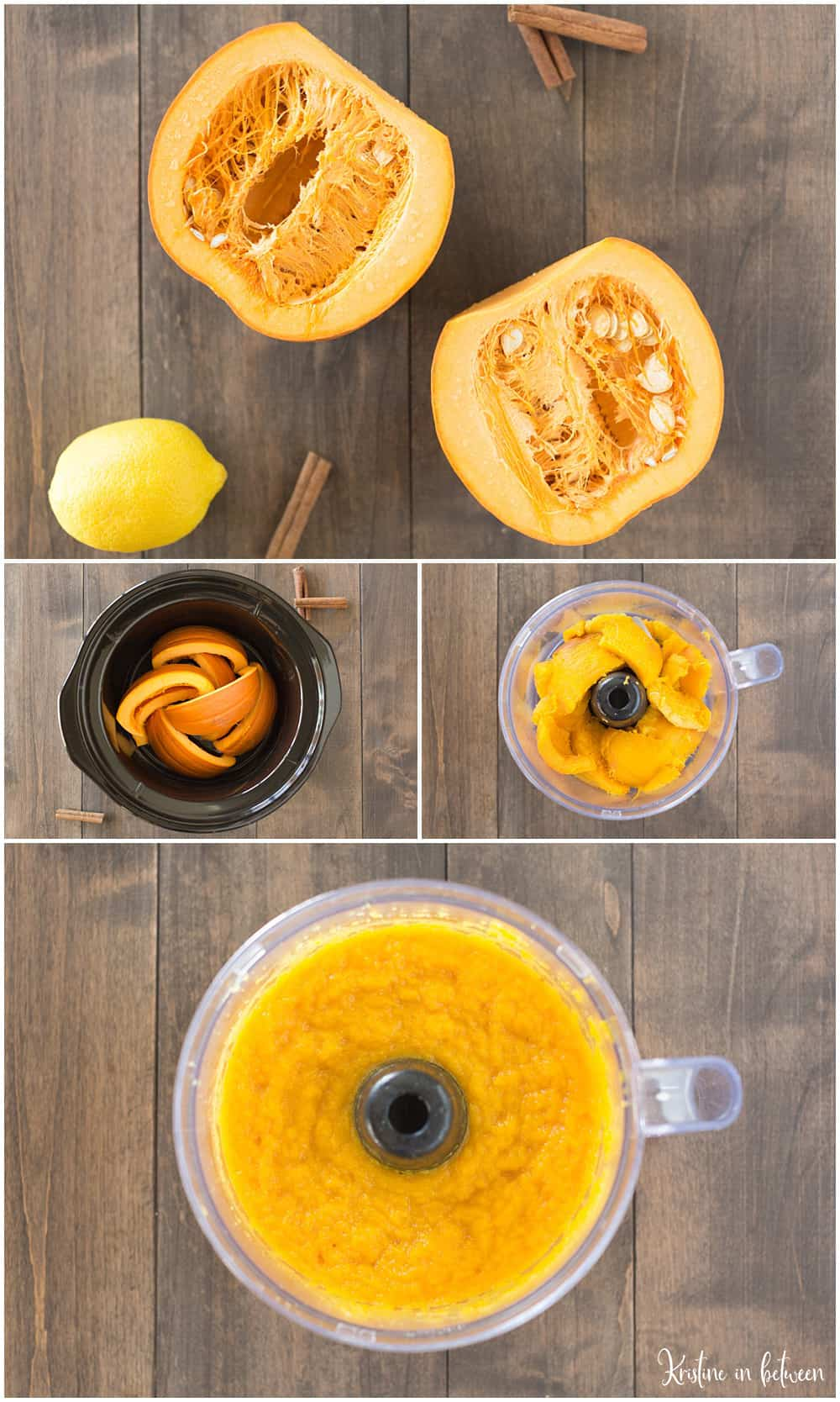 how to make pumpkin butter from fresh pumpkin