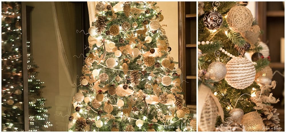 You'll love these easy Christmas tree decorating tips to make your tree look gorgeous!